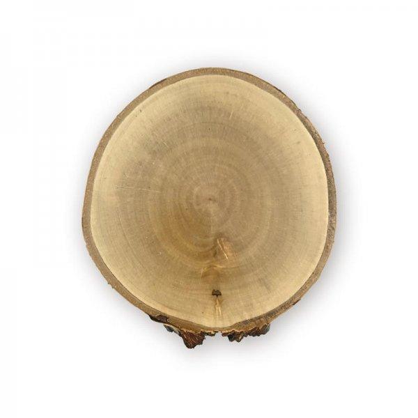 Keilerbrett – BIRKE, rund 15, 20 cm