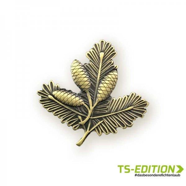 Abdeckung TS – Fichtenlaub, bronze